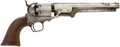 Military & Patriotic:Pre-Civil War, Martially-marked Colt M1851 .36 Caliber Percussion Navy Revolver, #58823 Matching....
