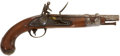 Military & Patriotic:Pre-Civil War, US M1816 .54 Caliber Flintlock Pistol by Simeon North, Middletown, Connecticut....