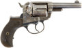 Military & Patriotic:Indian Wars, Colt Lightning 1877 Double Action Revolver, .38 Caliber, #96544 Matching....