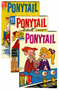 Silver Age (1956-1969):Humor, Ponytail #1-12 File Copy Group (Dell, 1962-65) Condition: Average NM.... (Total: 12 Comic Books)