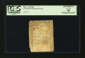 Colonial Notes:Connecticut, Connecticut March 1, 1780 40s Contemporary Counterfeit PCGSApparent Very Fine 30....