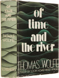 Books:First Editions, Thomas Wolfe. Of Time and the River. New York: CharlesScribner's Sons, 1935.. First edition. Octavo. 912 page...