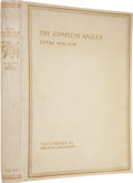 Books:Signed Editions, [Arthur Rackham, illustrator]. Izaak Walton. The CompleatAngler. Or The Contemplative Man's Recreation Being aDi...