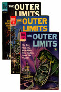Silver Age (1956-1969):Science Fiction, Outer Limits File Copies Group (Dell, 1964-67) Condition: AverageVF/NM.... (Total: 13 )