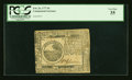 Colonial Notes:Continental Congress Issues, Continental Currency February 26, 1777 $6 PCGS Very Fine 35....