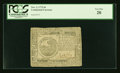 Colonial Notes:Continental Congress Issues, Continental Currency November 2, 1776 $6 PCGS Very Fine 20....