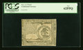 Colonial Notes:Continental Congress Issues, Continental Currency November 2, 1776 $3 PCGS New 62PPQ....