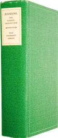 Books:First Editions, [Charles Dickens]. John B. Podeschi. Dickens andDickensiana. New Haven: Yale University Library, 1980. Firsted...