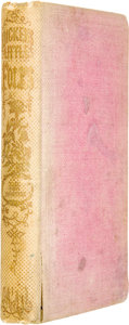 Books:First Editions, Charles Dickens. The Two Daughters from The Martin Chuzzlewit ofCharles Dickens. 1862. First American edition. Publ...