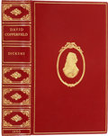 Books:Fiction, Charles Dickens. The Personal History of David Copperfield. London: Bradbury & Evans, 1850.. First book edition, f...
