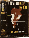Books:First Editions, Ralph Ellison. Invisible Man. New York: Random House, 1952.. First edition, first printing....