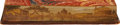 Books:Fiction, [Fore-edge Painting]. Lord Macauley. Lays of Ancient Rome.With Illustrations Original and from the Antique, Dra...