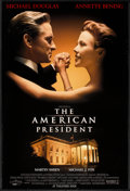 "The American President (Columbia, 1995). One Sheet (27"" X 40"") DS Advance. Romance"