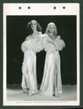 """Movie Posters:Musical, Barbara Slater and Jean Wallace in """"Louisiana Purchase"""" (Paramount,1941). Keybook Stills (2) (8"""" X 11""""). Musical.. ... (Total: 2Items)"""