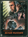 """Movie Posters:Science Fiction, Blade Runner (Warner Brothers, 1982). Presskit (Multiple Items, 9""""X 12""""). Science Fiction.. ..."""