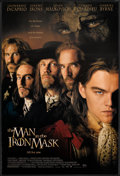 "Movie Posters:Adventure, The Man in the Iron Mask (MGM, 1997). One Sheet (27"" X 40"") SS.Adventure.. ..."