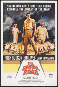 "The Spiral Road (Universal, 1962). One Sheet (27"" X 41""). Adventure"
