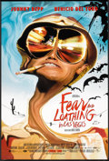 "Movie Posters:Adventure, Fear and Loathing in Las Vegas (Universal, 1998). One Sheet (27"" X40"") DS Advance. Adventure.. ..."