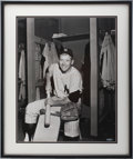 Autographs:Photos, Mickey Mantle UDA Signed Photograph. ...
