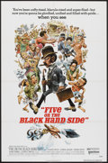 "Movie Posters:Black Films, Five on the Black Hand Side (United Artists, 1973). One Sheet (27""X 41""). Black Films.. ..."