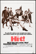 "Movie Posters:Black Films, Hit! (Paramount, 1973). One Sheet (27"" X 41""). Black Films.. ..."