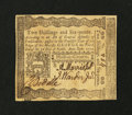 Colonial Notes:Pennsylvania, Pennsylvania April 3, 1772 2s/6d Extremely Fine-About New....