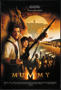 """The Mummy Lot (Universal, 1999). One Sheets (4) (27"""" X 40"""") DS Styles A and B, and SS Advances Style A. Horror..."""