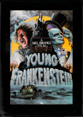 "Movie Posters:Comedy, Young Frankenstein (20th Century Fox, 1974). Poster (34.5"" X 49"")Style B. Comedy.. ..."