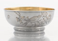 Silver Holloware, American:Bowls, AN AMERICAN SILVER AND SILVER GILT BOWL. Gorham Manufacturing Co.,Providence, Rhode Island, 1881. Marks: (lion-anchor-G), ...