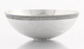 Silver & Vertu:Hollowware, AN AMERICAN SILVER BOWL. Tiffany & Co., New York, New York, circa 1865. Marks: TIFFANY & CO., 550 BROADWAY, QUALITY 925-10...