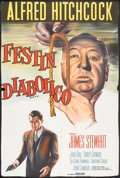"""Movie Posters:Hitchcock, Rope (MGM, R-1950s). Argentinean Poster (27.25"""" X 40.75"""").Hitchcock.. ..."""