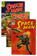Silver Age (1956-1969):Science Fiction, Space Man Group (Dell, 1962-72) Condition: Average VF/NM.... (Total: 6 Comic Books)