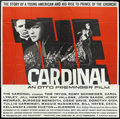 "Movie Posters:Drama, The Cardinal (Columbia, 1964). Six Sheet (81"" X 81""). Drama.. ..."