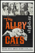 "Movie Posters:Sexploitation, The Alley Cats (Audubon, 1966). One Sheet (27"" X 41"").Sexploitation.. ..."