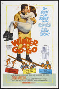 "Movie Posters:Comedy, Winter A-Go-Go (Columbia, 1965). One Sheet (27"" X 41""). Comedy.. ..."