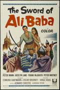 "Movie Posters:Adventure, The Sword of Ali Baba (Universal, 1965). One Sheet (27"" X 41"").Adventure.. ..."