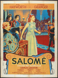 "Movie Posters:Drama, Salome (Columbia, 1953). French Grande (47"" X 63""). Drama.. ..."