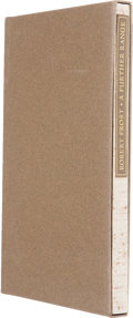 Books:Signed Editions, Robert Frost. A Further Range. New York: Henry Holt, [1936].First edition. Limited to 803 copies of which this ...
