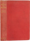 Books:First Editions, David Lindsay. A Voyage to Arcturus. London: Methuen,[1920].. First edition. Octavo. 303 pages with 8 pages o...