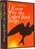 Books:Signed Editions, Maya Angelou. I Know Why the Caged Bird Sings. New York:Random House, [1969].. First edition, first printing....