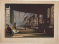 Antiques:Posters & Prints, Joseph Nash. Two Prints of the London Exhibition. Two color lithographs from Dickinson's Comprehensive Pictures of the Gre... (Total: 2 Items)