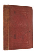 Books:First Editions, Charles Dickens. A Tale of Two Cities. With Illustrations byH. K. Browne. London: Chapman and Hall, 1859.. Fi...