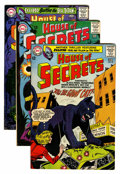 Silver Age (1956-1969):Mystery, House of Secrets Group (DC, 1964-71) Condition: Average VF....(Total: 7 Comic Books)