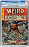 Golden Age (1938-1955):Science Fiction, Weird Science #12 Gaines File Copy pedigree 1/12 (EC, 1952) CGC NM+9.6 Off-white pages....