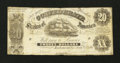 Confederate Notes:1861 Issues, T9 $20 1861.. ...