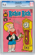 Silver Age (1956-1969):Humor, Richie Rich #26 File Copy (Harvey, 1964) CGC NM+ 9.6 Off-white to white pages....