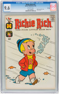 Silver Age (1956-1969):Humor, Richie Rich #23 File Copy (Harvey, 1964) CGC NM+ 9.6 Off-white pages....