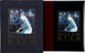 Autographs:Others, Nolan Ryan Signed Limited Edition Book....
