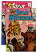 Silver Age (1956-1969):Western, All Star Western #95 and 100 Group (DC, 1957-58) Condition: AverageVF.... (Total: 2 Comic Books)