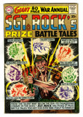 Silver Age (1956-1969):War, Sgt. Rock's Prize Battle Tales Annual #1964 (DC, 1964) Condition: FN-....